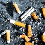 Palenie szlugów jest pewnym z bardziej okropnych nałogów